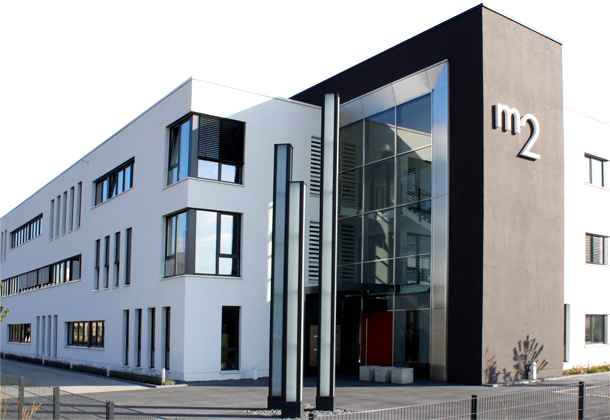 Klinge Firmengebäude